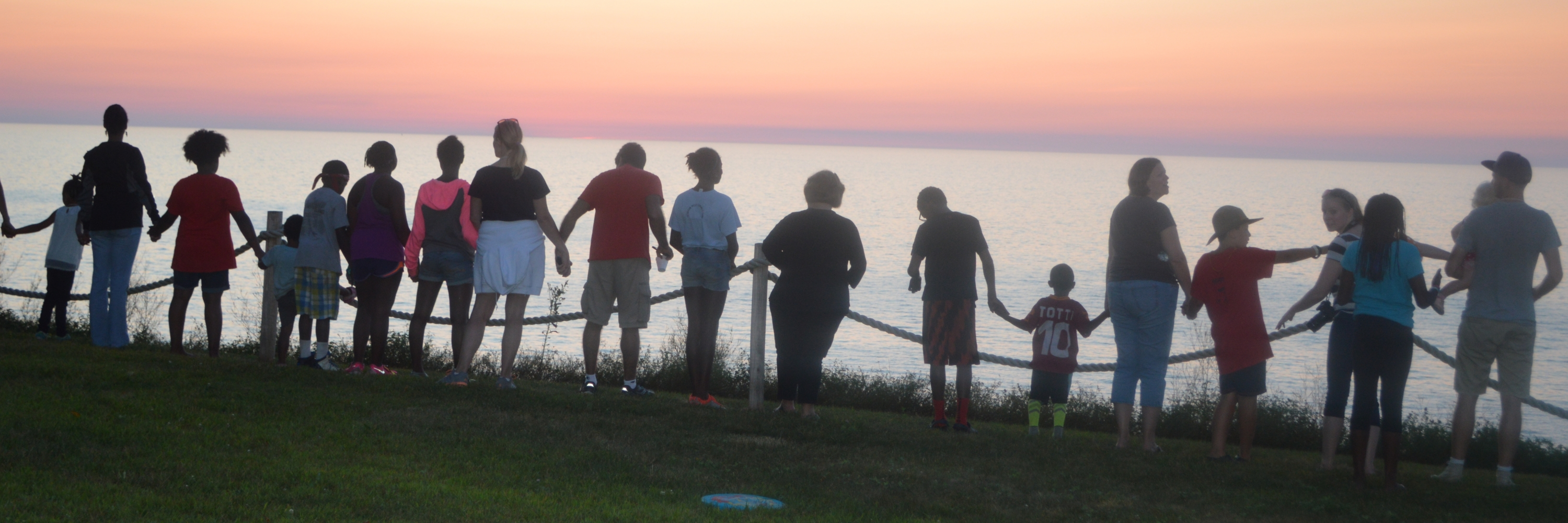 Camp Luther Sunset Group